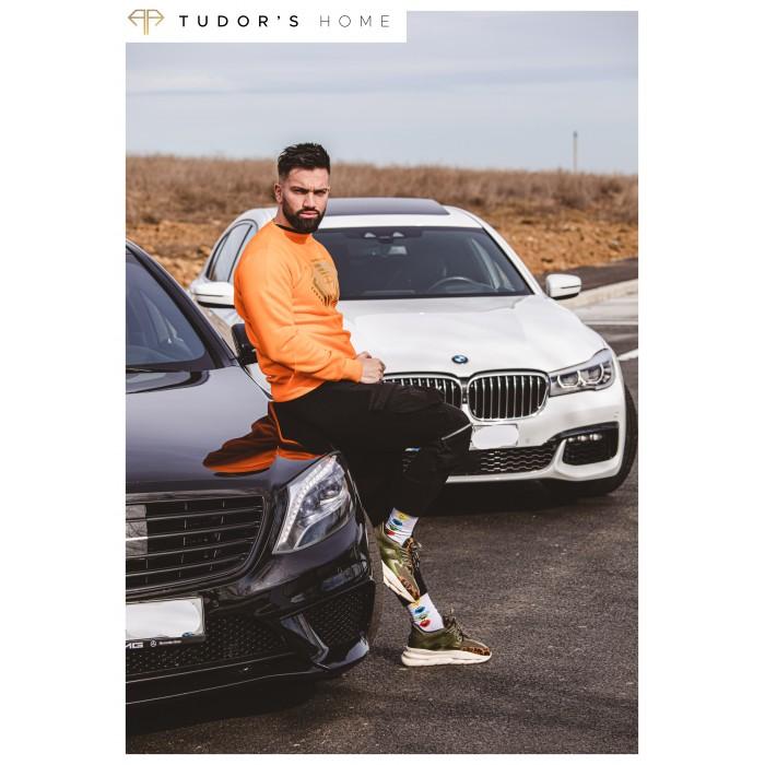 TUDOR'SHOME - GoldSeason - Orange Man