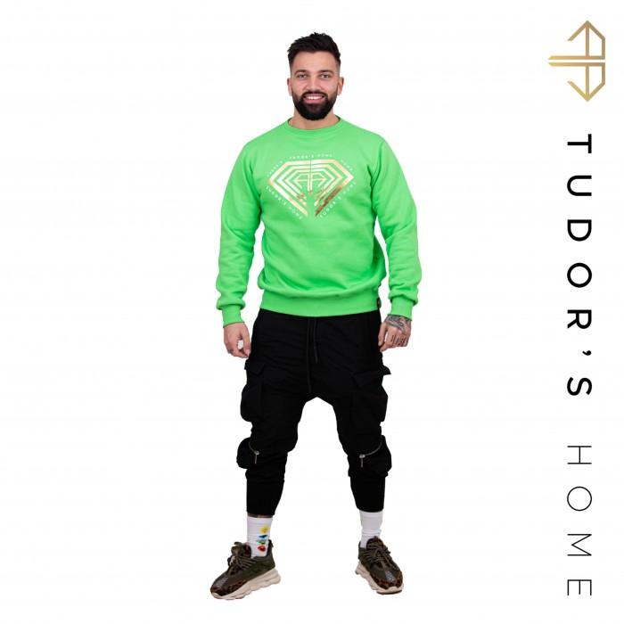 TUDOR'SHOME - GoldSeason - Green Man