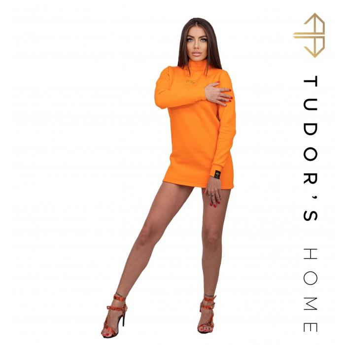 TUDOR'SHOME - GoldSeason - Orange Women