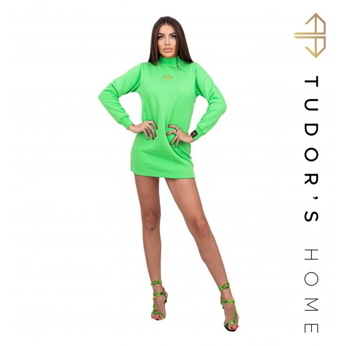 TUDOR'SHOME - GoldSeason - Green Women
