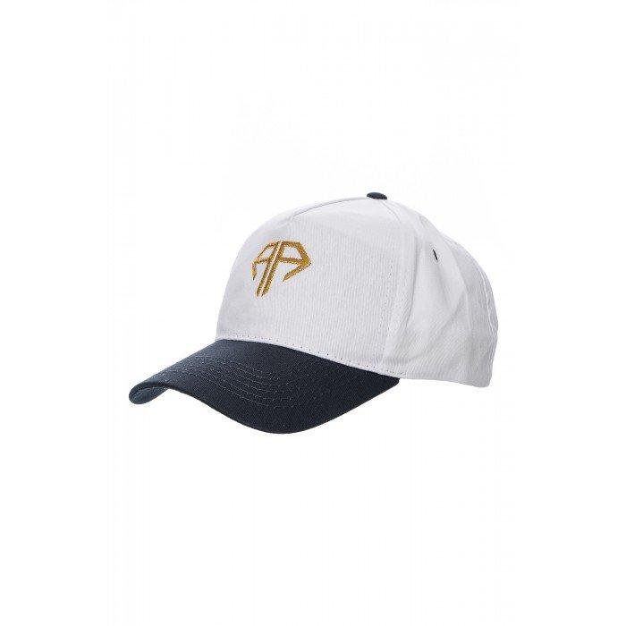 TUDOR'SHOME - White/Navy Cap
