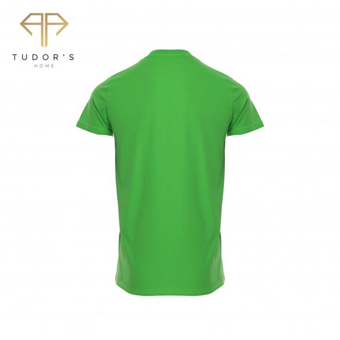 TUDOR'SHOME - T-shirt Basic - Green Man