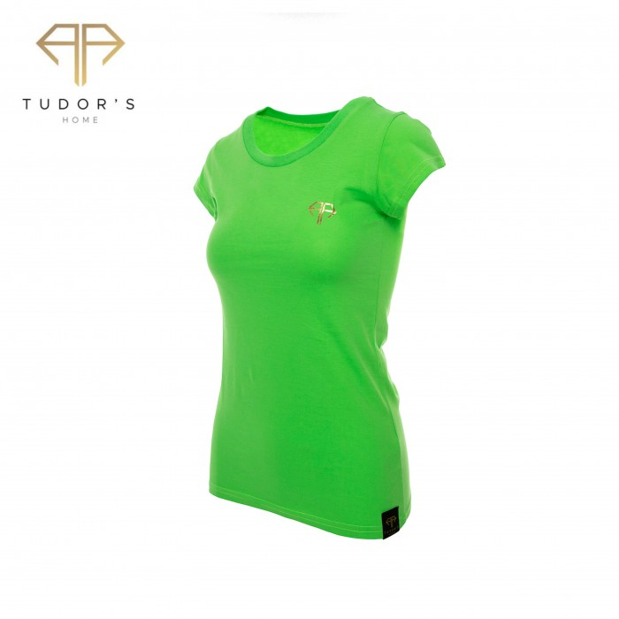 TUDOR'SHOME - T-shirt - GreenWomen