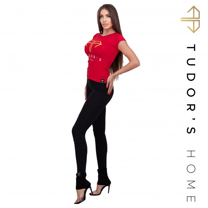 TUDOR'SHOME - T-shirt - Red Women